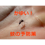 蚊を知り己を知れば百戦殆からず~ヤブ蚊の生態を紹介 【蚊の予防策】